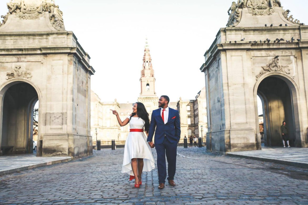 Alexis and marcus getting married in copenhagen
