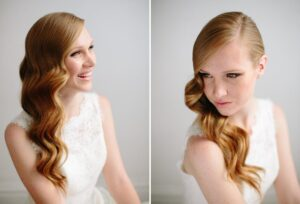 Bridal Hair How To by Heather Chapman, Hollywood Glamour