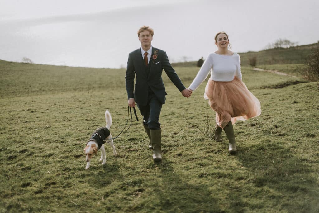 Woodland Diaries - Getting Married in Denmark
