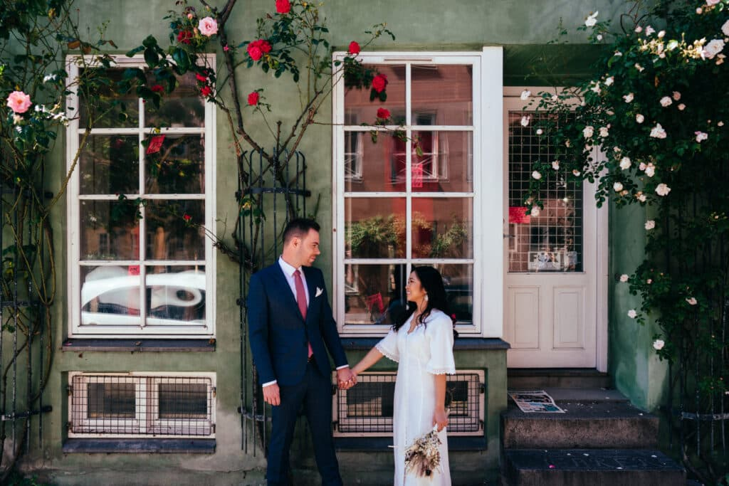 Denmark: The easiest country in Europe for foreign couples to get married.