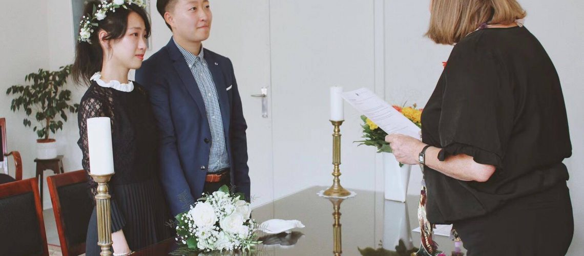 Chinese Same-Sex Couples Marrying in Denmark